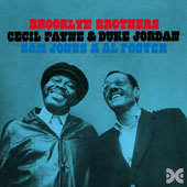 Duke Jordan/Cecil Payne: Brooklyn Brothers [7/15]