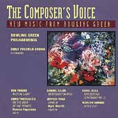The Composer's Voice - New Music From Bowling Green