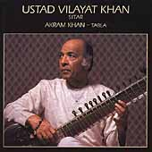 Vilayat Khan: Raga Shree