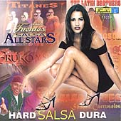 Various Artists: Hard Salsa Dura: Fuentes Salsa All Stars