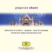Gregorian Chant - Mass for Christmas, Epiphany, etc