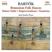 Bart&oacute;k: Piano Music Vol 2 / Jen&ouml; Jand&oacute;