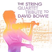 Vitamin String Quartet: The String Quartet Tribute to David Bowie