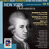 Mozart: Complete Divertimentos Vol 5