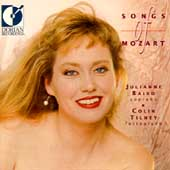 Songs of Mozart / Julianne Baird, Colin Tilney