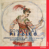 Sonate al Pizzico - Cavalieri, etc / Stubbs, Eilander