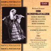Strauss: Der Rosenkavalier / Krauss