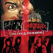 Anthrax: Fistful of Metal/Armed and Dangerous
