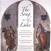Consiglio: The Song of Luke / Pennington, et al