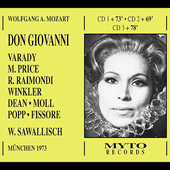 Mozart: Don Giovanni, etc / Sawallisch, Raimondi, et al