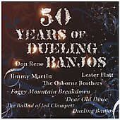 Various Artists: 50 Years of Dueling Banjos