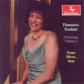 Scarlatti: Sonatas Vol 2 / Susan Miron