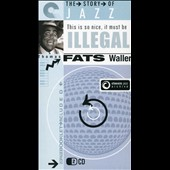 Fats Waller: Fats Waller Stomp/Fractious Fingering