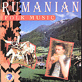 Various Artists: Rumanian Folk Music