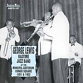 George Lewis (Clarinet): George Lewis At Congo Square