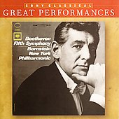 Beethoven: Symphony no 5 / Bernstein, et al
