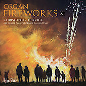 Organ Fireworks Vol 11 / Christopher Herrick