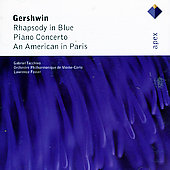 Gershwin: Rhapsody In Blue, Piano Concerto, An American In Paris