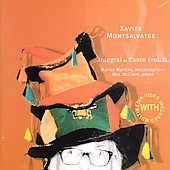Montsalvatge - Integral de Cant Vol 1 / Martins, McClure