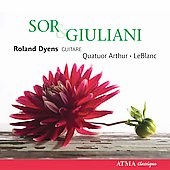 Sor, Giuliani / Roland Dyens, Quatuor Arthur, et al