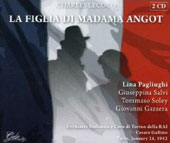 Lecocq: La Figlia di Madama Angot / Gallino, Pagliughi, Salvi, Soley, et al