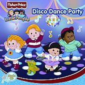 Fisher-Price: Little People: Disco Dance Party