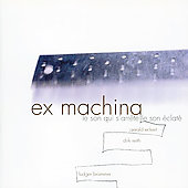 ex machina Vol 1 - le son qui s'arr&ecirc;te le son &eacute;clat&eacute;