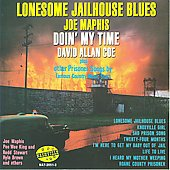 Various Artists: Lonesome Jailhouse Blues