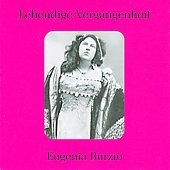Lebendige Vergangenheit - Eugenia Burzio