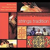 Mamadou Diabate (Kora)/Ustad Shujaat Khan: Strings Tradition [Digipak] *