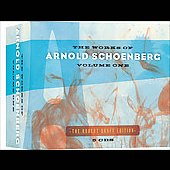 The Works of Arnold Schoenberg Vol 1 / Robert Craft