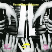 Dutch Pianists' Quartet: Works For 2 Pianos Eight Hands