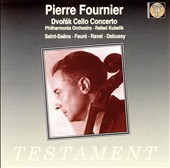 Pierre Fournier: Dvor&#225;k Cello Concerto