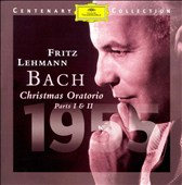 Bach: Christmas Oratorio (Parts I & II)