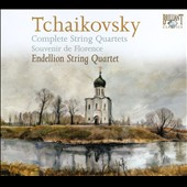 Tchaikovsky: Complete Chamber works for Strings / Endellion Quartet