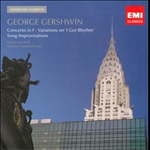 George Gershwin: Concerto in F; Variaion on 