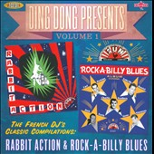 Various Artists: Ding Dong Presents, Vol. 1: Rabbit Action & Rock-a-Billy Blues