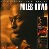 Miles Davis: Original Album Classics (Round About Midnight/Milestones/1958 Miles/Porgy & Bess/Miles Ahead) [Box]