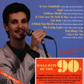 Karaoke: Karaoke: Male Hits of the 90s