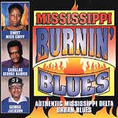 Sweet Miss Coffy/Cadillac George Harris/George Jackson: Mississippi Burnin' Blues, Vol. 1