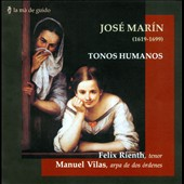 Jos&#233; Mar&#237;n: Tonos Humanos