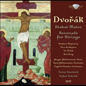 Dvor&#225;k: Stabat Mater; Serenade for Strings / Smetacek, Kubelik