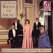 Waltzes for Singing / Beegle, New York Vocal Arts Ensemble