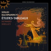 Rachmaninov: Etudes-Tableaux / Howard Shelley, piano