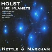 Holst: The Planets / The composer's original two-piano version