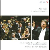 Festivus: Symphonic Classics / Wagner, Verdi, Handel, Bach, Brahms for wind band