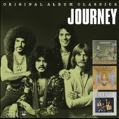 Journey (Rock): Original Album Classics: Journey/Look Into the Future/Next [Slipcase]