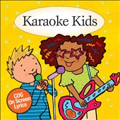 Various Artists: Karaoke Kids: CDG on Screen