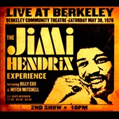 Jimi Hendrix/The Jimi Hendrix Experience: Live at Berkeley [Digipak]