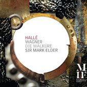 Wagner: Die Walkre / Richard Wagner, Stig Anderson, Yvonne Howard, Clive Bayley and Ehils Silins - Mark Elder